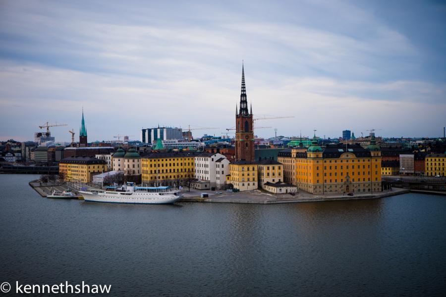 Шоубаво било да се живее во Стокхолм