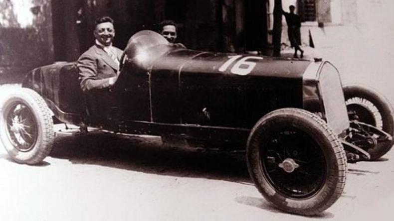 Седум децении со Ferrari