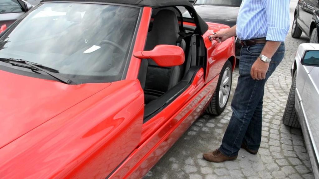 Вратите на BMW Z1