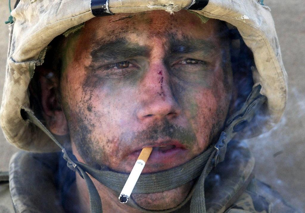 Војната не е пекол