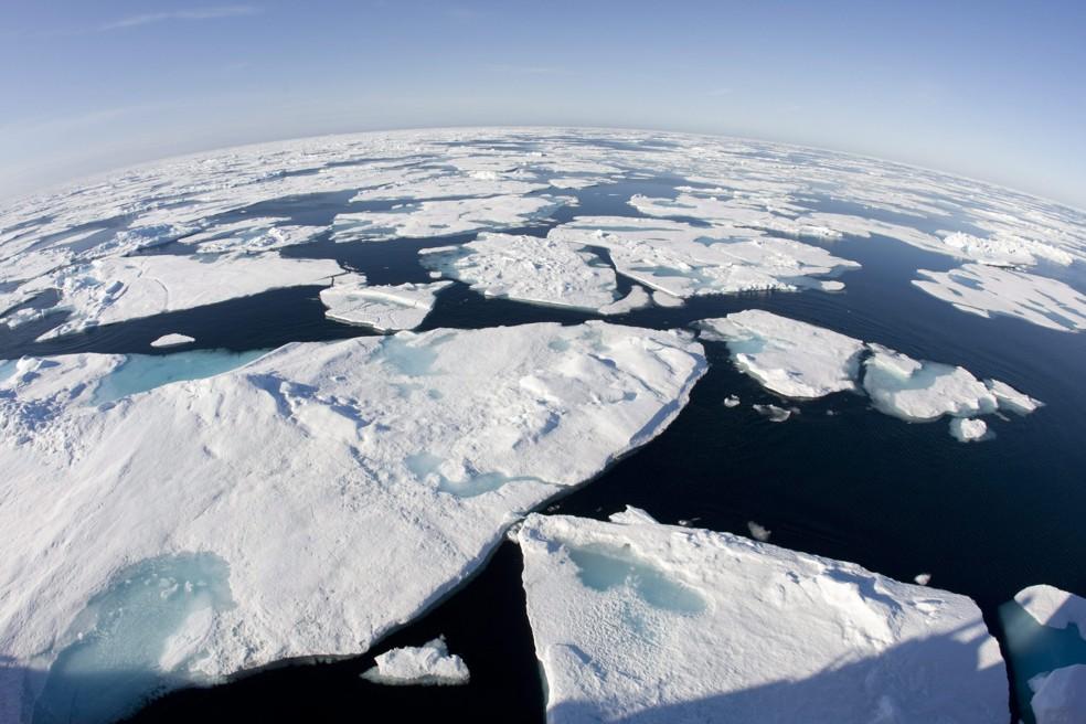 Научниците конечно открија зошто позеленува Арктикот