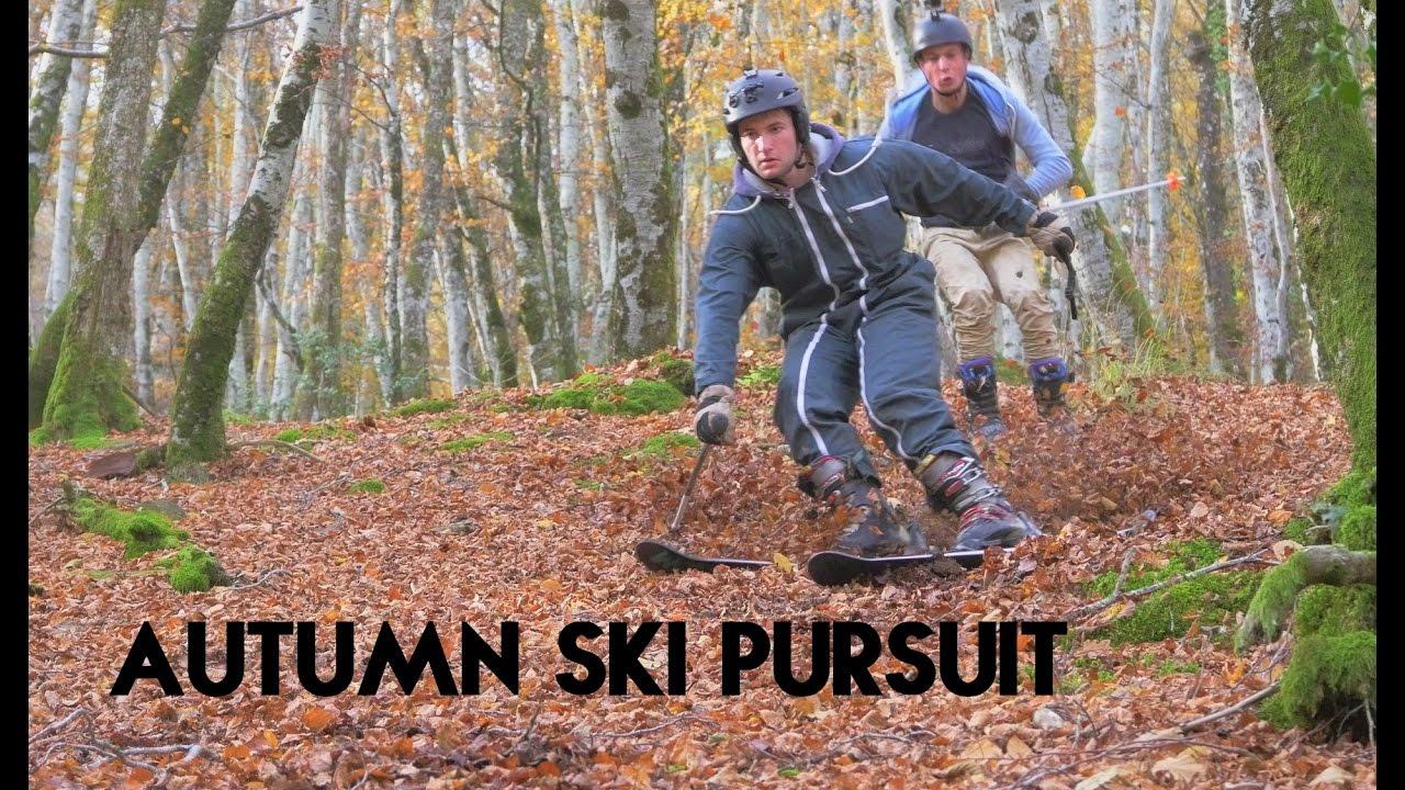 Есен е супер за скијање