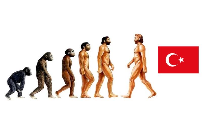 Турција ја протера еволуцијата од учебниците