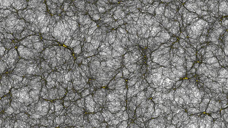 Научниците создадоа виртуелен универзум  за да вежбаат мапирање на нашиот