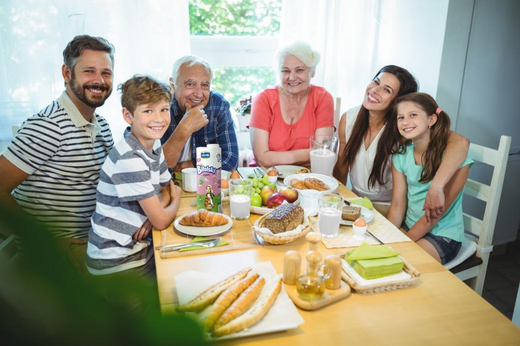 Запознајте едно типично македонско семејство