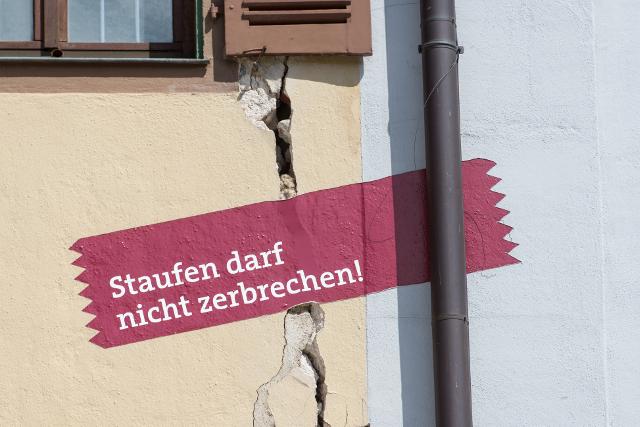 Германскиот град што буквално се распаѓа