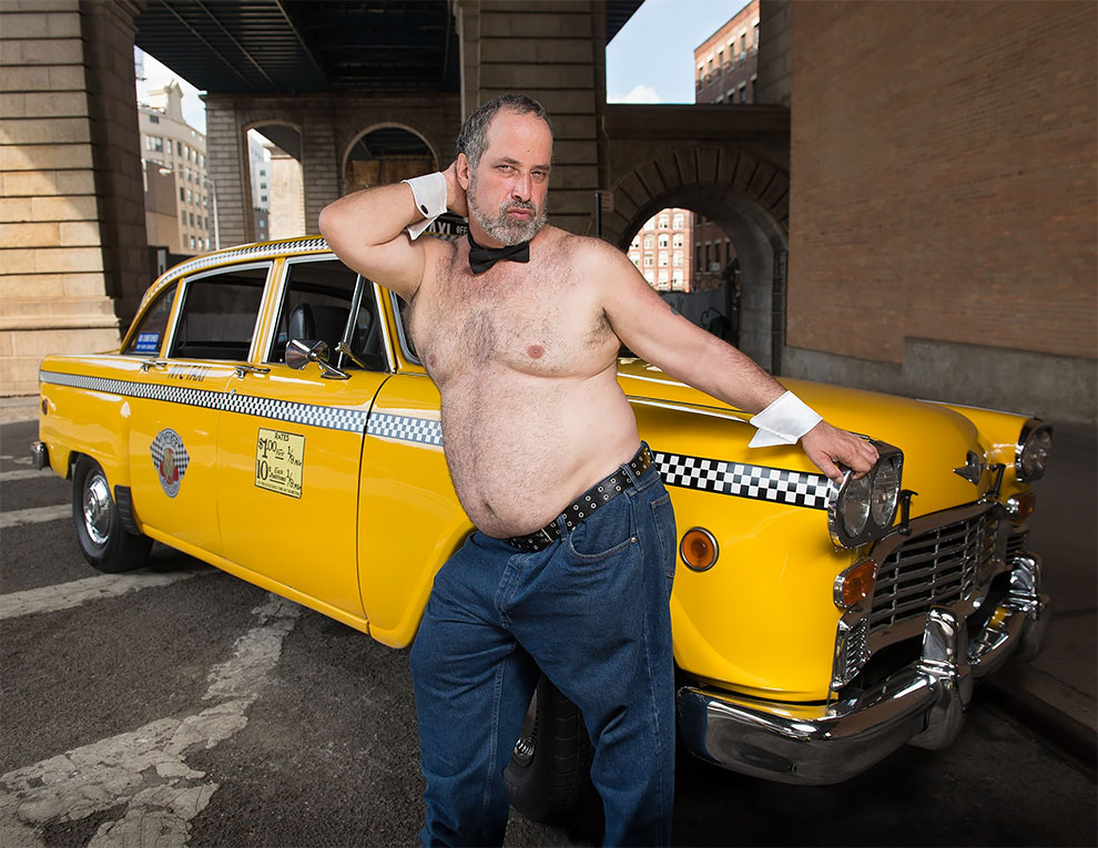 Кога њујоршки таксисти прават календар