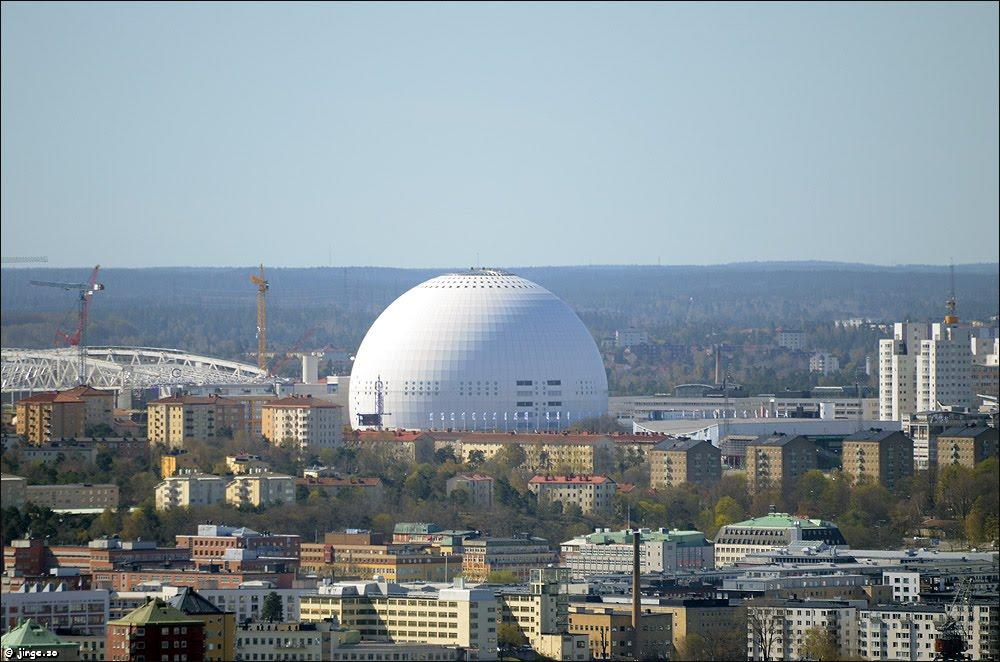 Шведска го има најголемиот модел на сончевиот систем во светот