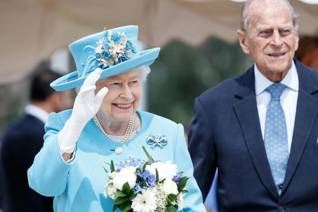 Кралицата Елизабета прославува платинеста свадба