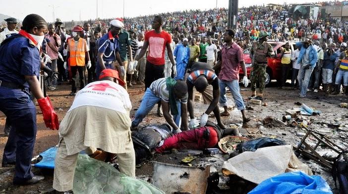 Нигерија  Бомбаш самоубиец уби 50 лица