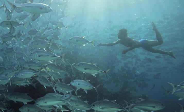 Луѓето од едно индонезиско племе можат да останат под вода и до 13 минути без воздух