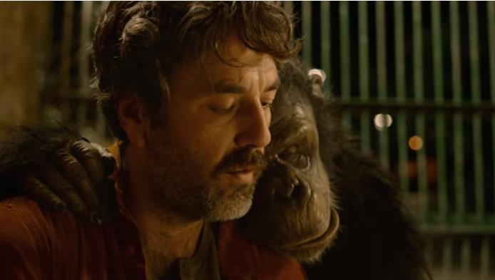 Силно пријателство на мајмунот Коко и чуварот  Погледнете го трејлерот за новата македонска комедија