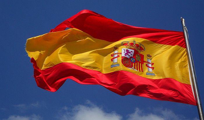 Шпанија остана без Европско првенство во кревање тегови  поради Косово